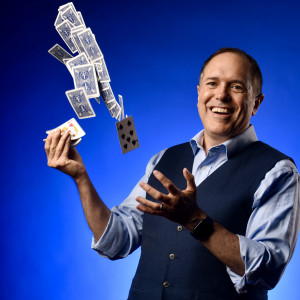 David Martinez, Award-Winning Magician - Magician / Corporate Magician in San Jose, California