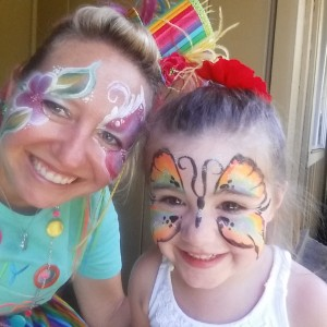 Funny Faces - Face Painter / Children's Party Entertainment in Chico, California