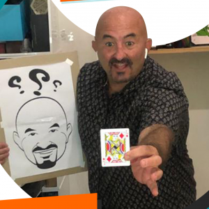 Funny Bald Guy - Corporate Magician in New York City, New York
