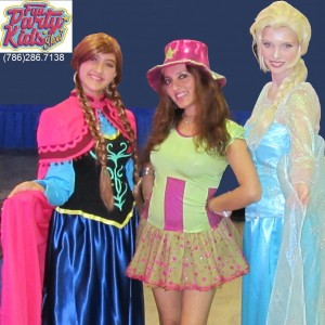 FunPartyKids Characters - Event Planner in Miami, Florida