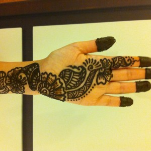 FusionHenna Tattoos and Body ARt - Henna Tattoo Artist in Richmond, Texas