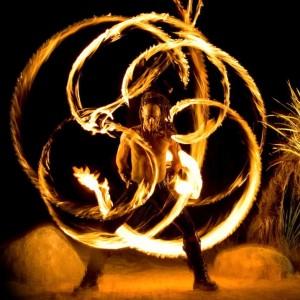 Fyregod Zor - Fire Performer / Fire Eater in Los Angeles, California