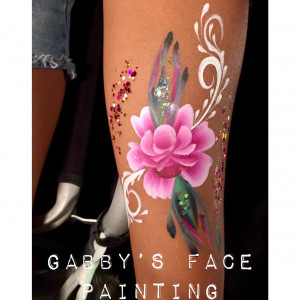 Gabby's face Painting - Face Painter / Body Painter in Chula Vista, California