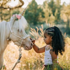 Gabriel The Unicorn - Pony Party in Bend, Oregon