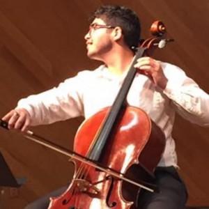Gabriel Vazquez - Cellist in Kyle, Texas
