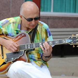 Gaetano Letizia Jazz & Blues Guitarist - Jazz Band / Holiday Party Entertainment in Cleveland, Ohio