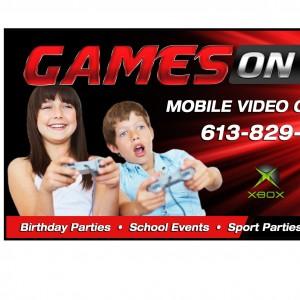 GamesOnTruck - Mobile Game Activities in Ottawa, Ontario