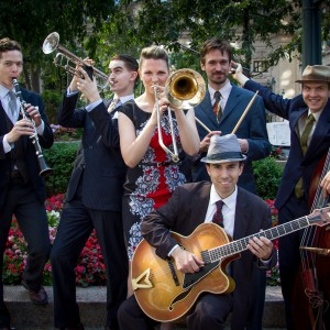 Garden Party - Swing Band in Brooklyn, New York