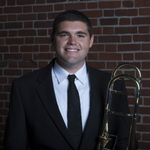 Garrett Birk Trombonist - Trombone Player in Athens, Ohio