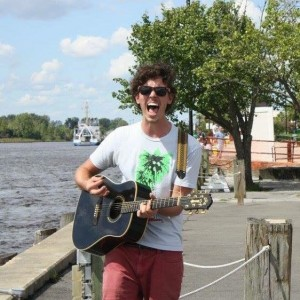 Garrett Walters - Singing Guitarist in Wilmington, North Carolina