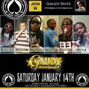 Gaudy Boyz - Rap Group in Sacramento, California