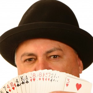 Gazzo - Comedy Magician in Fort Lauderdale, Florida