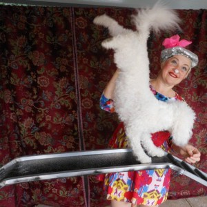 Geeselady - Circus Entertainment in Bradenton, Florida