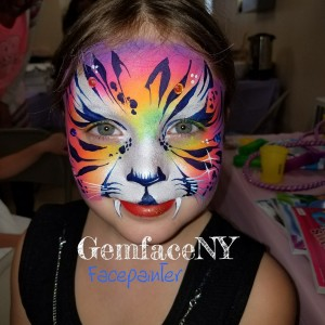 GemFaceNY - Face Painter / Balloon Twister in New York City, New York