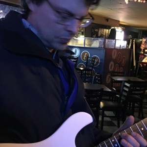 Geoffrey Esty - Jazz Guitarist in Ann Arbor, Michigan