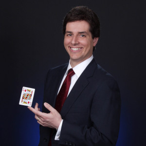 George Saterial-Comedy Magic & Mentalism - Corporate Magician / Variety Entertainer in Boston, Massachusetts