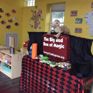 George The Magician - Children's Party Magician / Children's Party Entertainment in Ewing, New Jersey