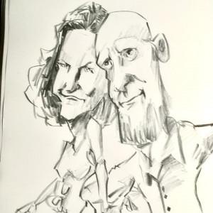 George's Caricatures - Caricaturist in St Louis, Missouri