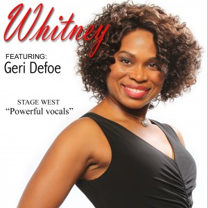 Geri Def - Whitney Houston Impersonator in Burlington, Ontario
