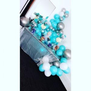 Get It Poppin Custom Arrangements - Balloon Decor in Atlanta, Georgia