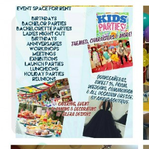 Get Kids off The Streets Project - Arts & Crafts Party in Brooklyn, New York