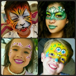 G.G's Face Painting - Face Painter in The Woodlands, Texas