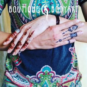 Girl Friday Art - Henna Tattoo Artist / Face Painter in Jacksonville, Oregon