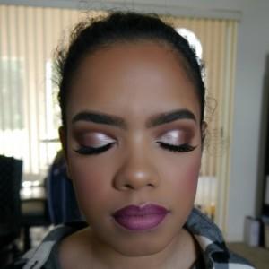 Glamorous Makeup By Jackie