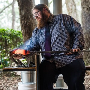 Glassblowing Performance - Fire Performer / Arts & Crafts Party in Americus, Georgia