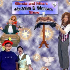 Glenda & Mike's Magic & Ventriloquism Show - Magician in Hutchinson, Kansas