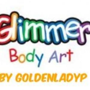 Glimmer Body Art by GoldenLadyP