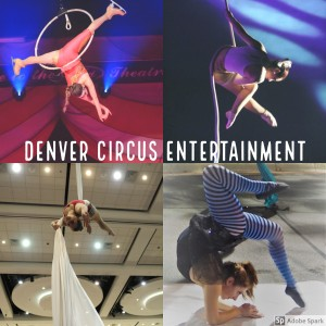 Denver Circus Entertainment - Aerialist in Denver, Colorado