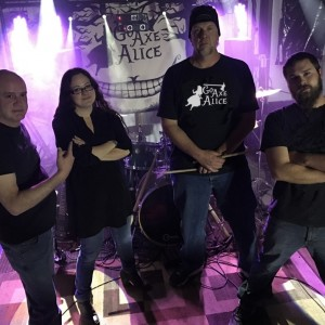 Go Axe Alice - Alternative Band in Alamogordo, New Mexico