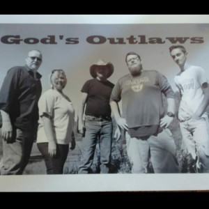 God's Outlaws - Christian Band in Russellville, Alabama