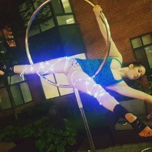 Golden Dance Experiment - Circus Entertainment in Baltimore, Maryland