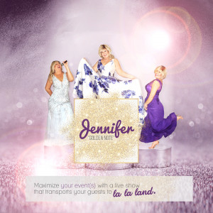 Jennifer Gilmore Sings, Inc. - Broadway Style Entertainment / 1940s Era Entertainment in Fort Myers, Florida