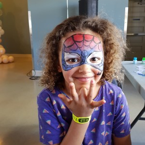 Red Yellow Pink Kids Entertainment - Face Painter in Vancouver, British Columbia