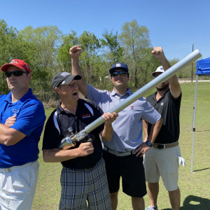 Golf Ball Launcher - Sports Exhibition / Mobile Game Activities in Houston, Texas