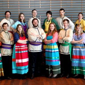 Golosa Russian Choir - World Music / Russian Entertainment in Chicago, Illinois