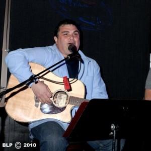 Gordon Bradberry - Singing Guitarist / Acoustic Band in Lafayette, Louisiana