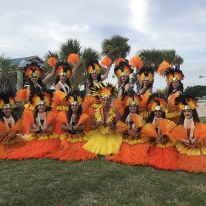Grace Hula Dance Company - Hula Dancer / Fire Eater in Dallas, Texas