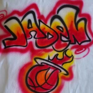 Graffiti-Pop - Airbrush Artist in Miami, Florida