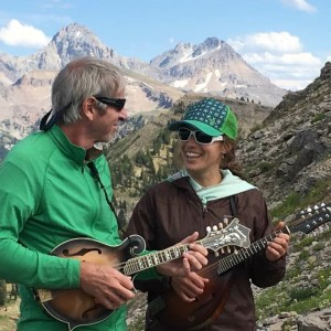 Grassy Mountain - Acoustic Band in Jackson, Wyoming