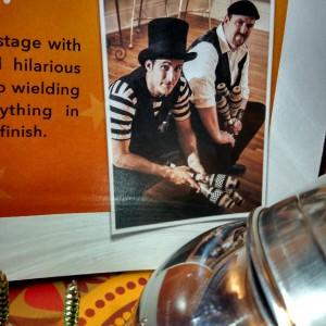 Gravity check juggling - Juggler / Circus Entertainment in Charlotte, North Carolina