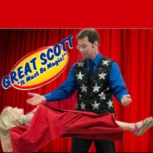Great Scott - Children's Party Magician / Magician in Waukesha, Wisconsin