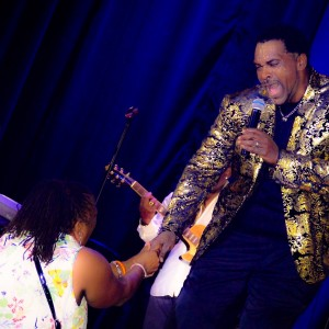 The Very Essence Of Luther Vandross Tribute - Tribute Artist in Vallejo, California