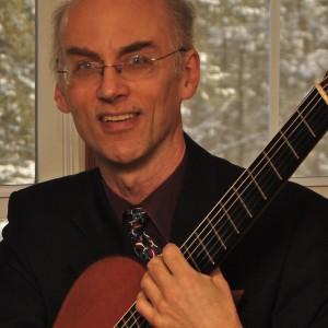 Gregory Dinger - classical guitarist - Classical Guitarist in Woodstock, New York
