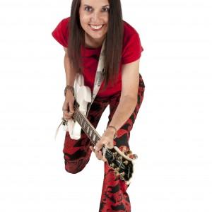 Groovy Judy - Singing Guitarist / 1960s Era Entertainment in San Francisco, California