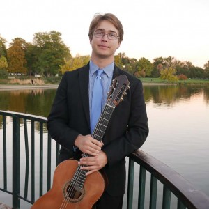Alejandro Olson - Classical Guitarist in Chattanooga, Tennessee
