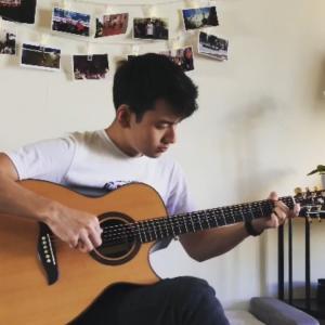 Guitar solo performs - Classical Guitarist in San Francisco, California